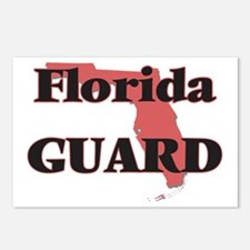 Florida Guard Postcards (Package of 8)