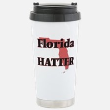 Florida Hatter Stainless Steel Travel Mug