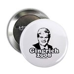 Gingrich 2008 Button