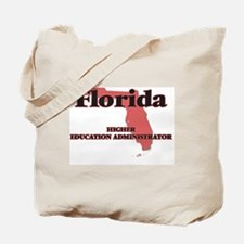 Florida Higher Education Administrator Tote Bag