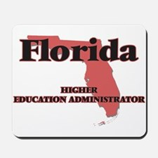 Florida Higher Education Administrator Mousepad