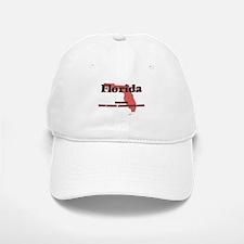 Florida Higher Education Administrator Baseball Baseball Cap