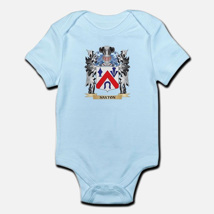 Saxton Coat of Arms - Family Crest Body Suit