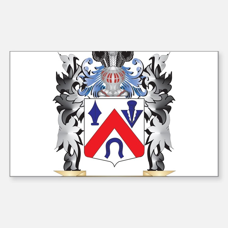 Saxton Coat of Arms - Family Crest Decal
