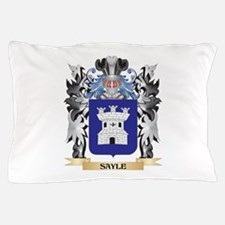 Sayle Coat of Arms - Family Crest Pillow Case