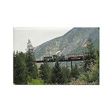 Georgetown Loop Railroad Rectangle Magnet