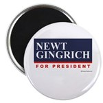 Newt Gingrich for President Magnet