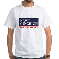 Newt Gingrich for President Shirt