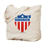 Gingrich Tote Bag