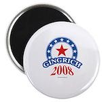 Gingrich 2008 Magnet