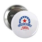 Gingrich 2008 Button