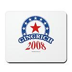 Gingrich 2008 Mousepad