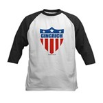 Gingrich Kids Baseball Jersey