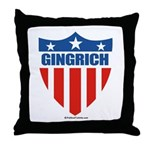 Gingrich Throw Pillow
