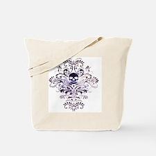 Skull III Tote Bag