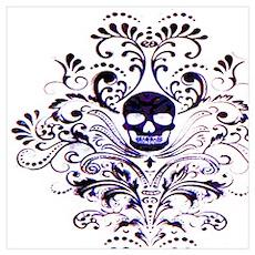 Skull III Poster
