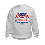 Newt Gingrich Kids Sweatshirt