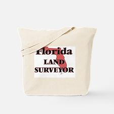 Florida Land Surveyor Tote Bag