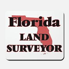 Florida Land Surveyor Mousepad