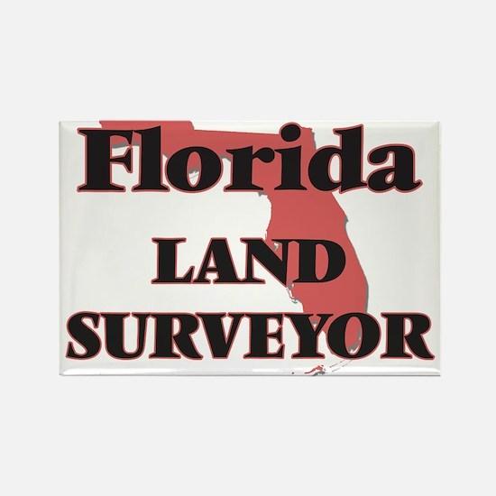 Florida Land Surveyor Magnets