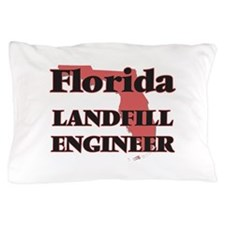 Florida Landfill Engineer Pillow Case