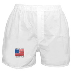 Vote for Gingrich Boxer Shorts