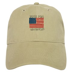 Vote for Gingrich Baseball Cap