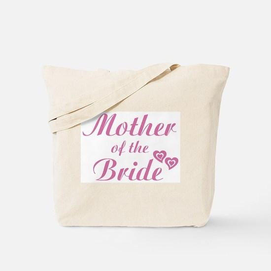 Mother of Bride Pink Tote Bag