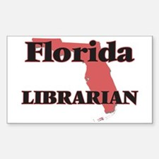 Florida Librarian Decal