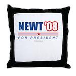 Newt 08 Throw Pillow