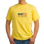 Newt 08 Yellow T-Shirt