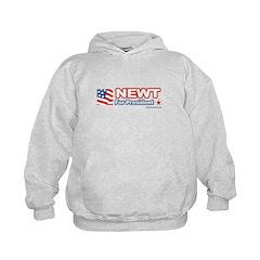 Newt for President Hoodie