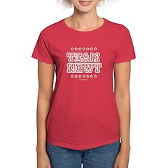 Team Newt Women's Dark T-Shirt