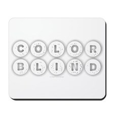 Colorblind Mousepad