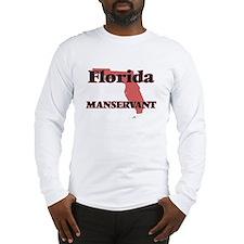 Florida Manservant Long Sleeve T-Shirt