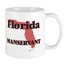 Florida Manservant Mugs
