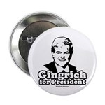 Gingrich for President Button