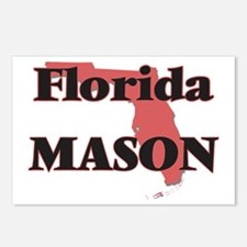 Florida Mason Postcards (Package of 8)