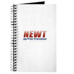 Newt for President Journal