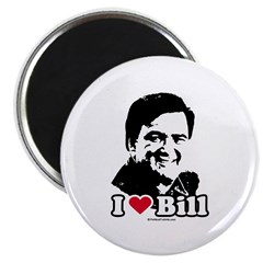 I Love Bill Richardson Magnet