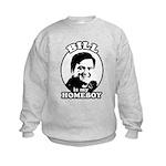 Bill Richardson is my homeboy Kids Sweatshirt