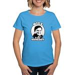 Bill Richardson is my homeboy Women's Dark T-Shirt