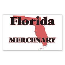 Florida Mercenary Decal
