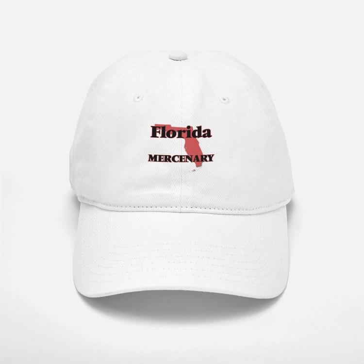 Florida Mercenary Baseball Baseball Cap