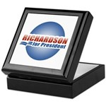 Richardson for President Keepsake Box