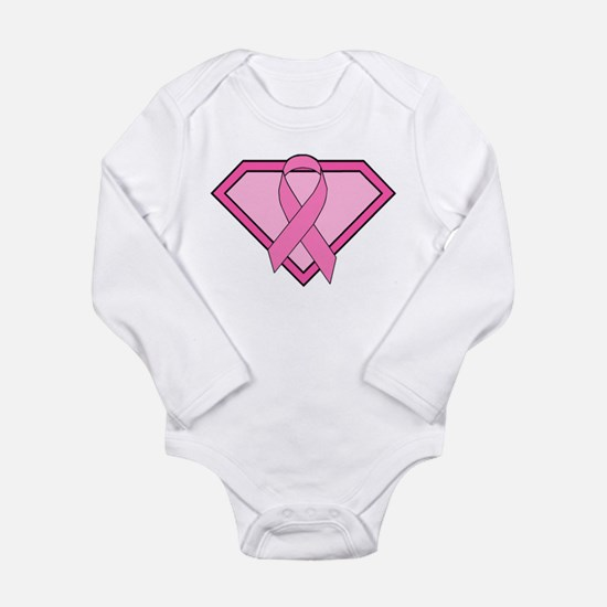 Cute Chemotherapy Long Sleeve Infant Bodysuit