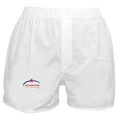 Richardson for President Boxer Shorts