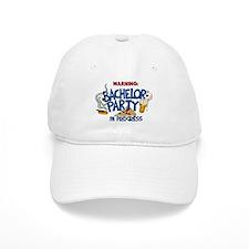 Bachelor Party Baseball Cap