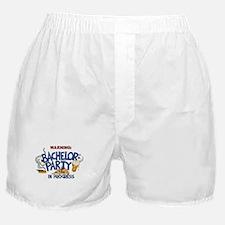 Bachelor Party Boxer Shorts