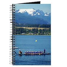 Comox Glacier Journal